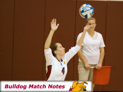 Ferris State Women's Volleyball Weekly Notes (Matches 10-12)