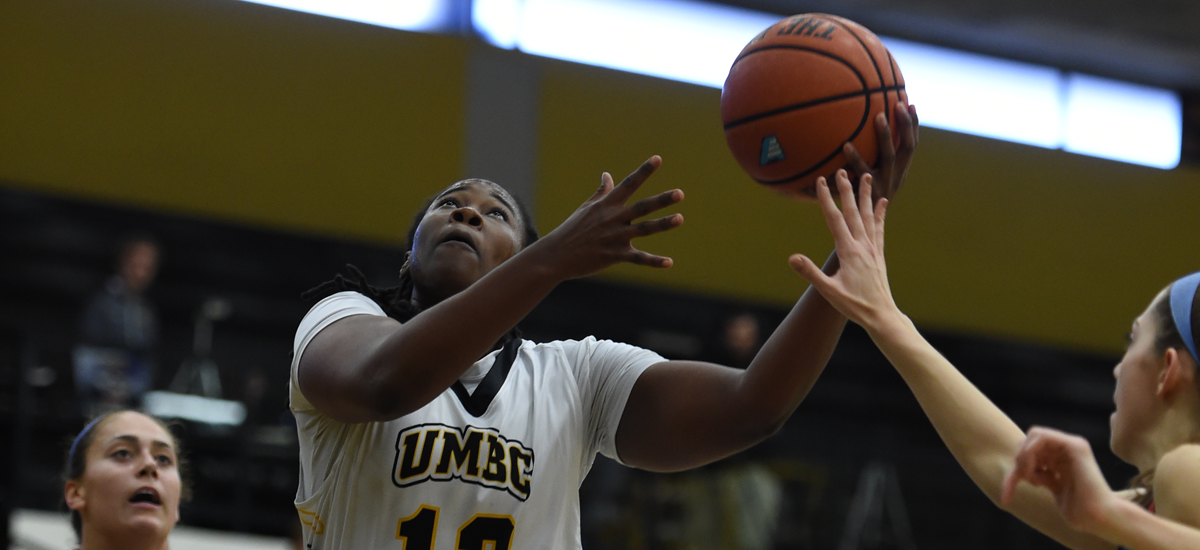 UMBC Falls to Brown, 81-75 in First Round of WBI Tournament