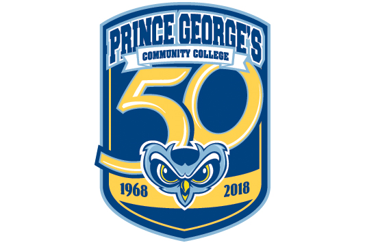 Prince George's Athletics Unveils 50th Anniversary Logo; Alumni Day Set For Afternoon Of September 30