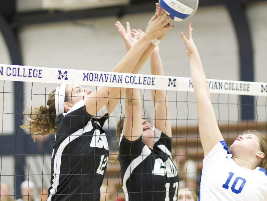 Catholic Volleyball Extends Win Streak To Four Victories