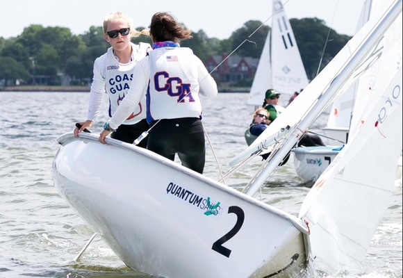 An Interview with Women's College Sailor of the Year Dana Rohde