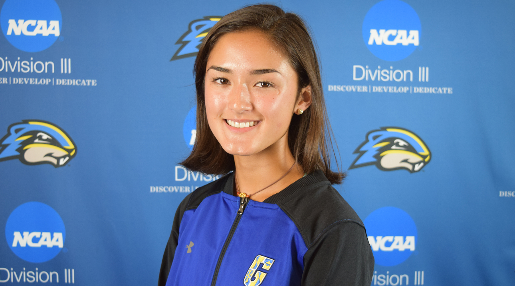 Laila Hanson Named Landmark Conference Women's Cross Country Athlete of the Week