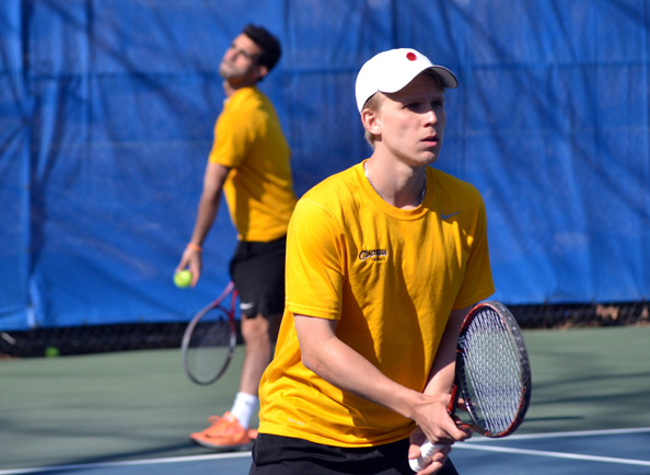 No. 6 Concordia Men's Tennis Claims 9-0 Victory over Post