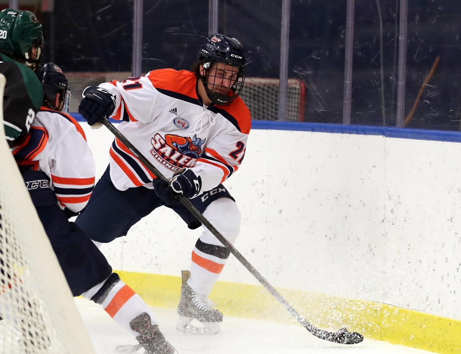 Salem State's Postseason Run Ends With 3-0 Loss to Plymouth State in MASCAC Final