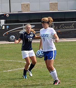 Passalacqua and Steer Score in Penn College 5-0 Win Over Chatham
