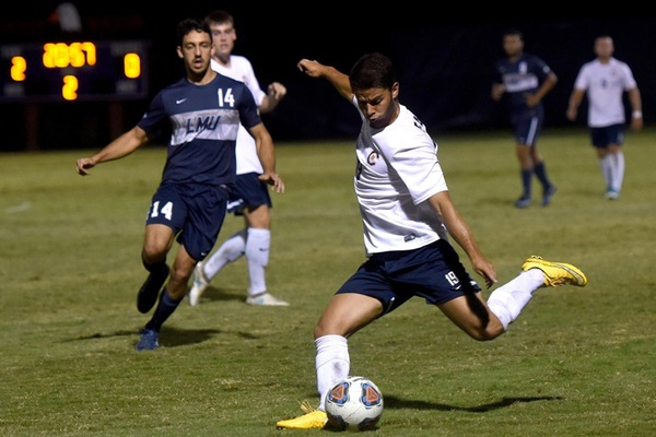 No. 25 Eagles snag ninth clean sheet in 3-0 victory over Catawba