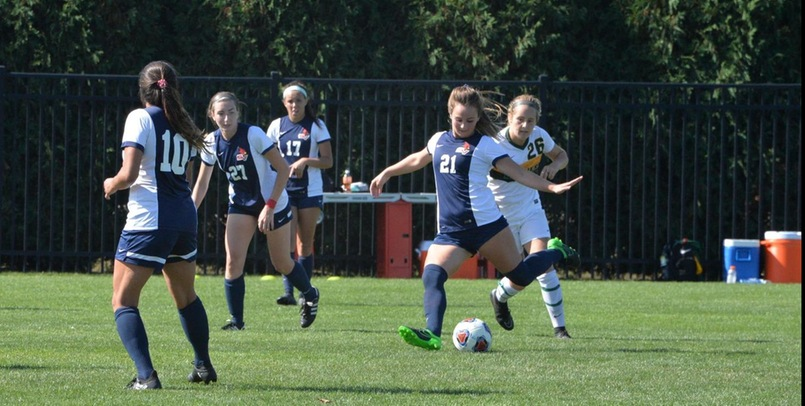 Saginaw Valley Draws in Overtime with NMU, 0-0
