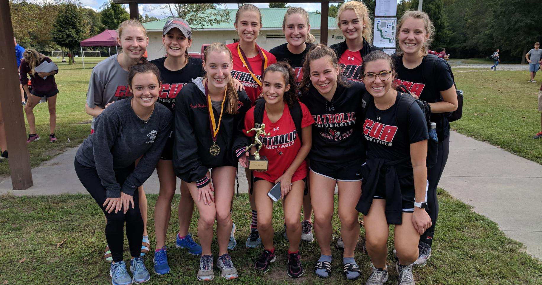 Catholic Placed 2nd at the Don Cathcart Invitational