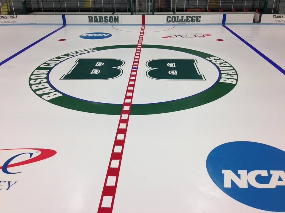 babson college hockey rink