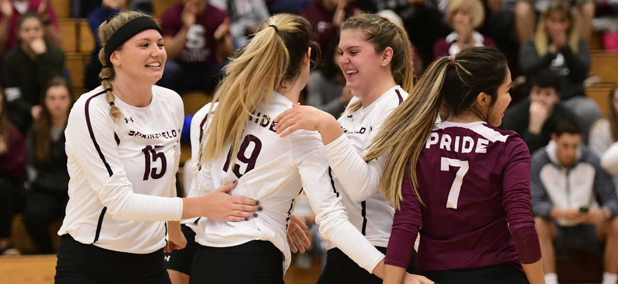 NCAA BOUND - Women's Volleyball Earns At-Large Bid to 2018 NCAA Championship