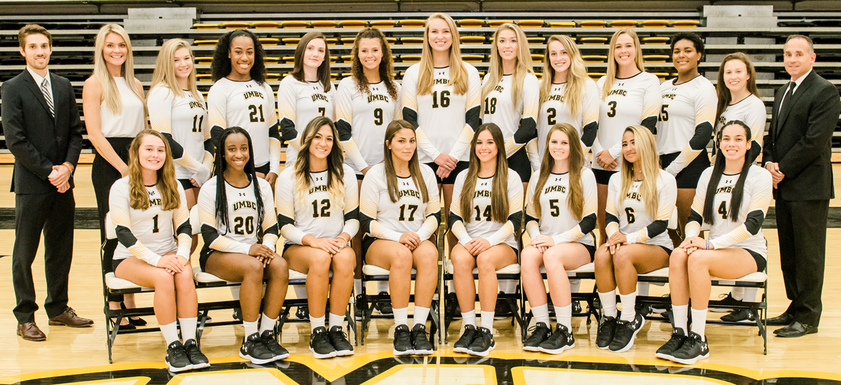 UMBC Volleyball Looks to Continue Growth; Opens Season Friday at Maryland