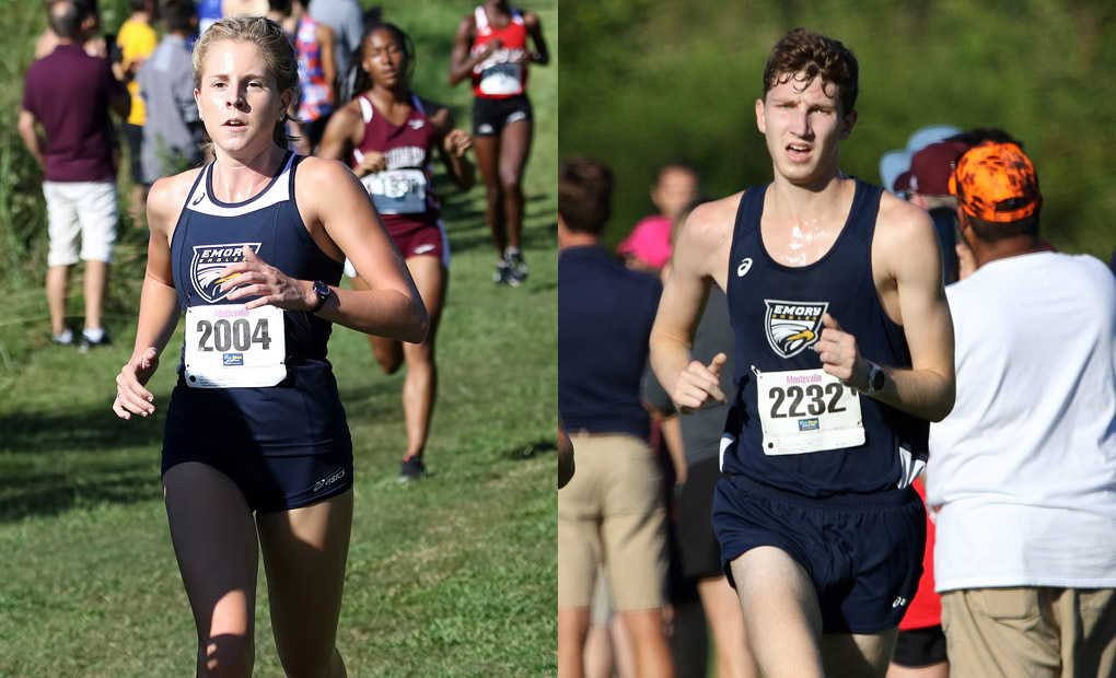 Emory Cross Teams Enjoy Fine Performances At Pre-Nationals