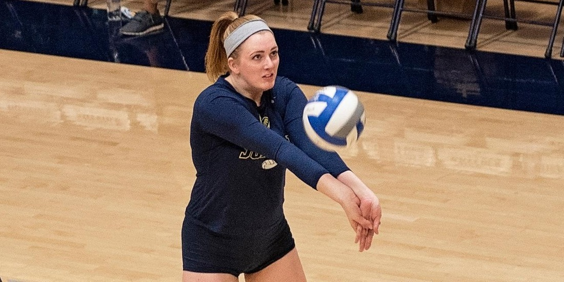 Volleyball Ventures to Norwich for Tri-Match with Regis Saturday