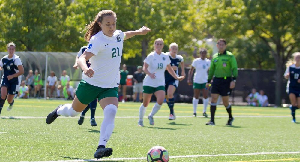 Women's Soccer Concludes Three-Match Homestand on Saturday vs. UIC