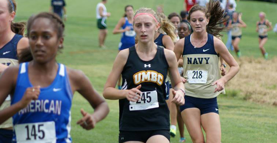 UMBC Cross Country Heads Back to Lehigh for NCAA Mid-Atlantic Regionals