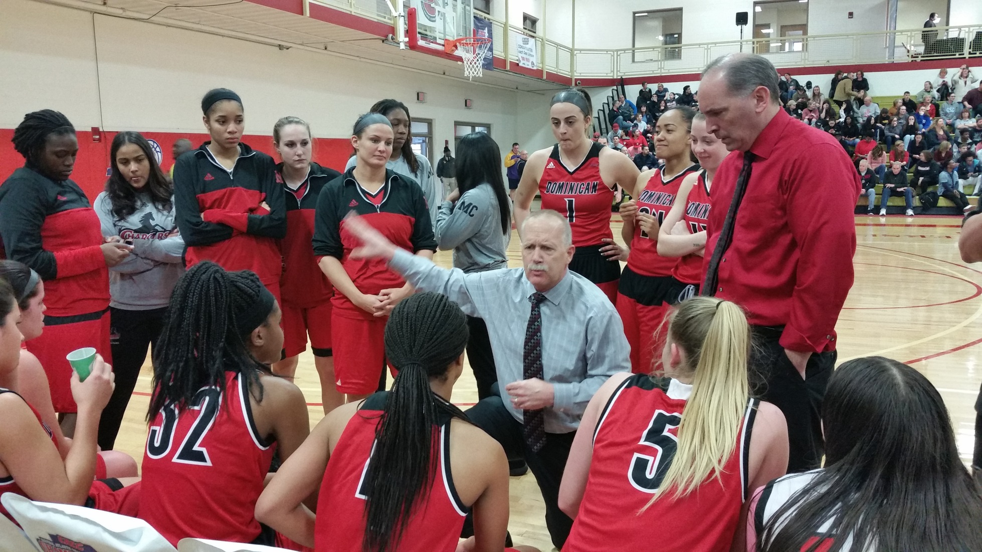 WOMEN'S BASKETBALL FALLS TO CALDWELL UNIVERSTY IN CACC SEMIFINALS