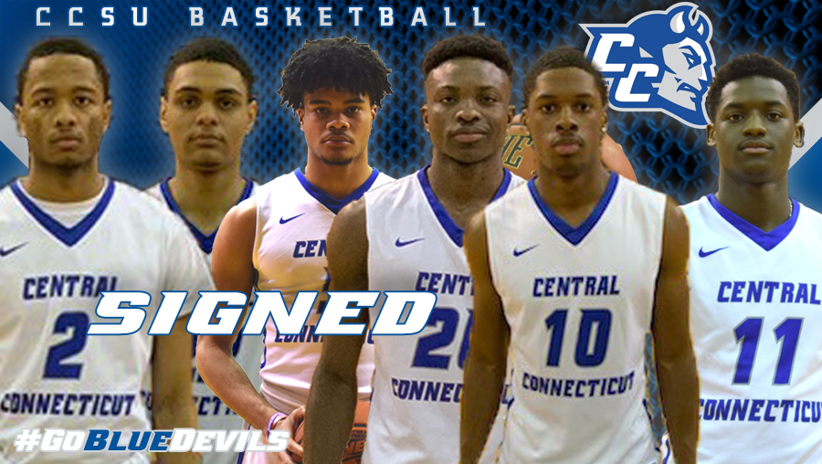 Men's Basketball Announces Addition of Six for 2019-20