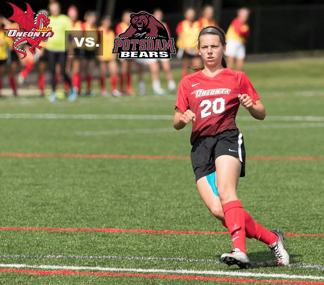 Game of the Week: Oneonta upsets Potsdam in the first round of the women's soccer SUNYAC tournament