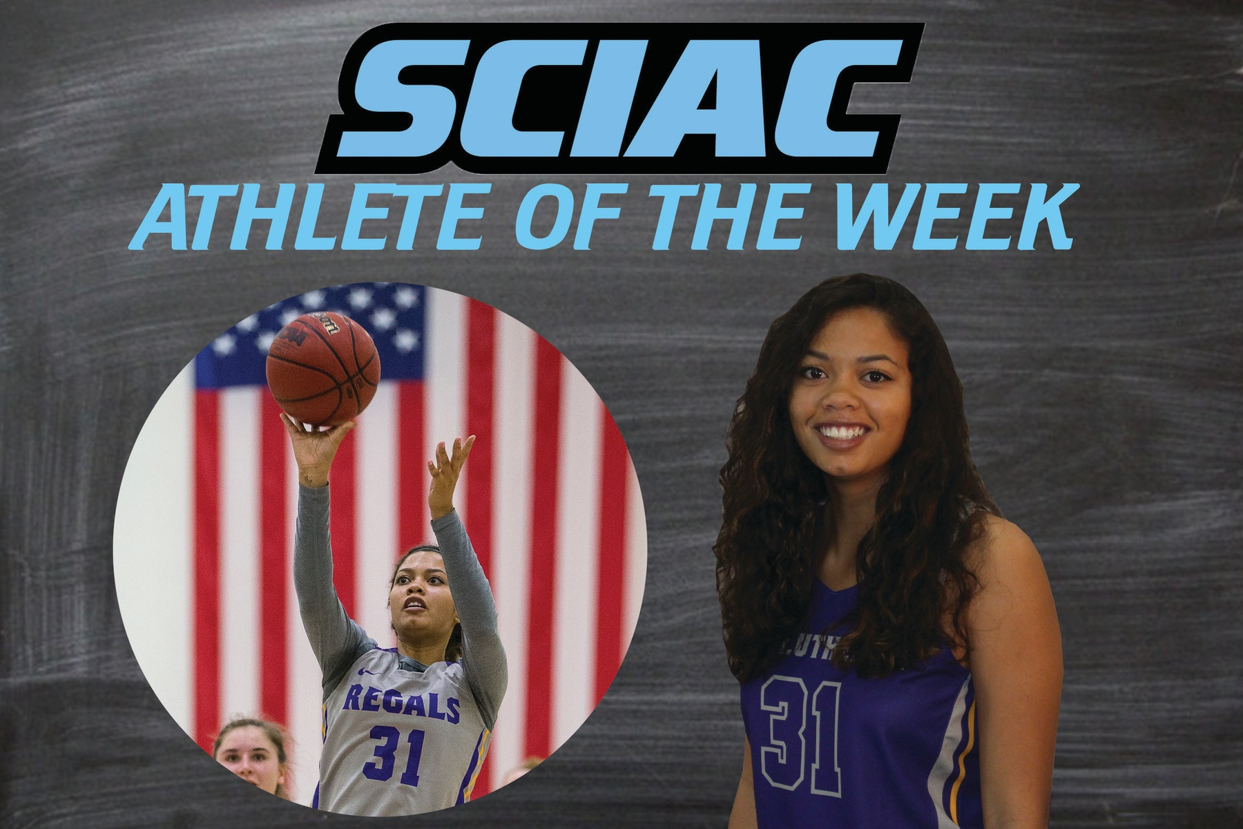 Gray Earns SCIAC AOW Honors