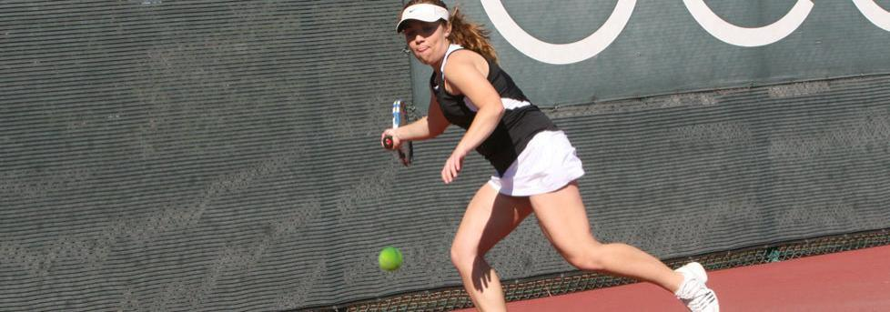WOMEN'S TENNIS CAN'T OVERCOME PRESSURE FROM NO. 30 BRANDEIS, LOSE 9-0