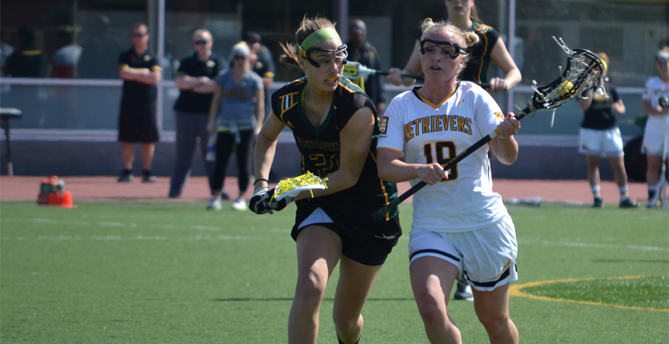 Women's Lacrosse Battles for Playoff Spot in Regular-Season Finale at Binghamton