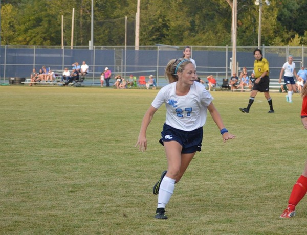 Westminster Women's Soccer Bows Out of SLIAC Tournament