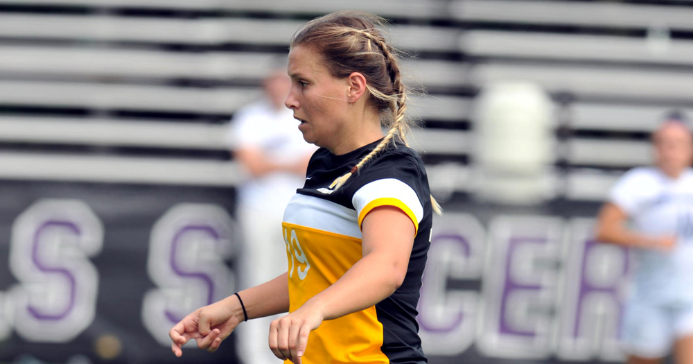 Western New England Downs Women's Soccer in Overtime