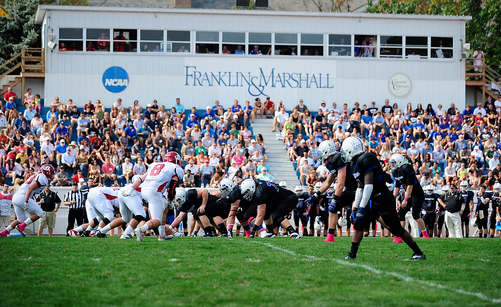 Football Opens 2014 Season on Saturday with LVC