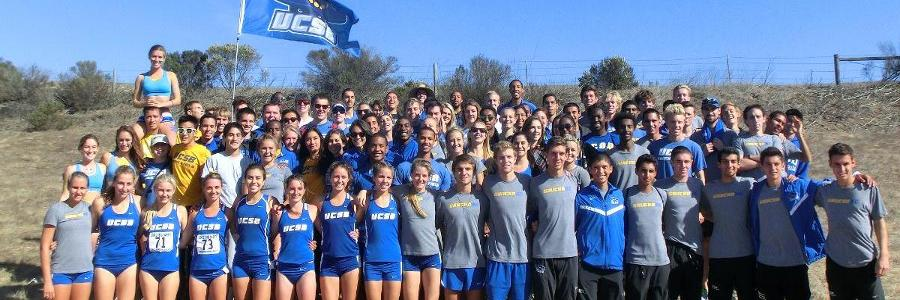 Moreno and Guijarro Pace Cross Country Teams at Big West Championships