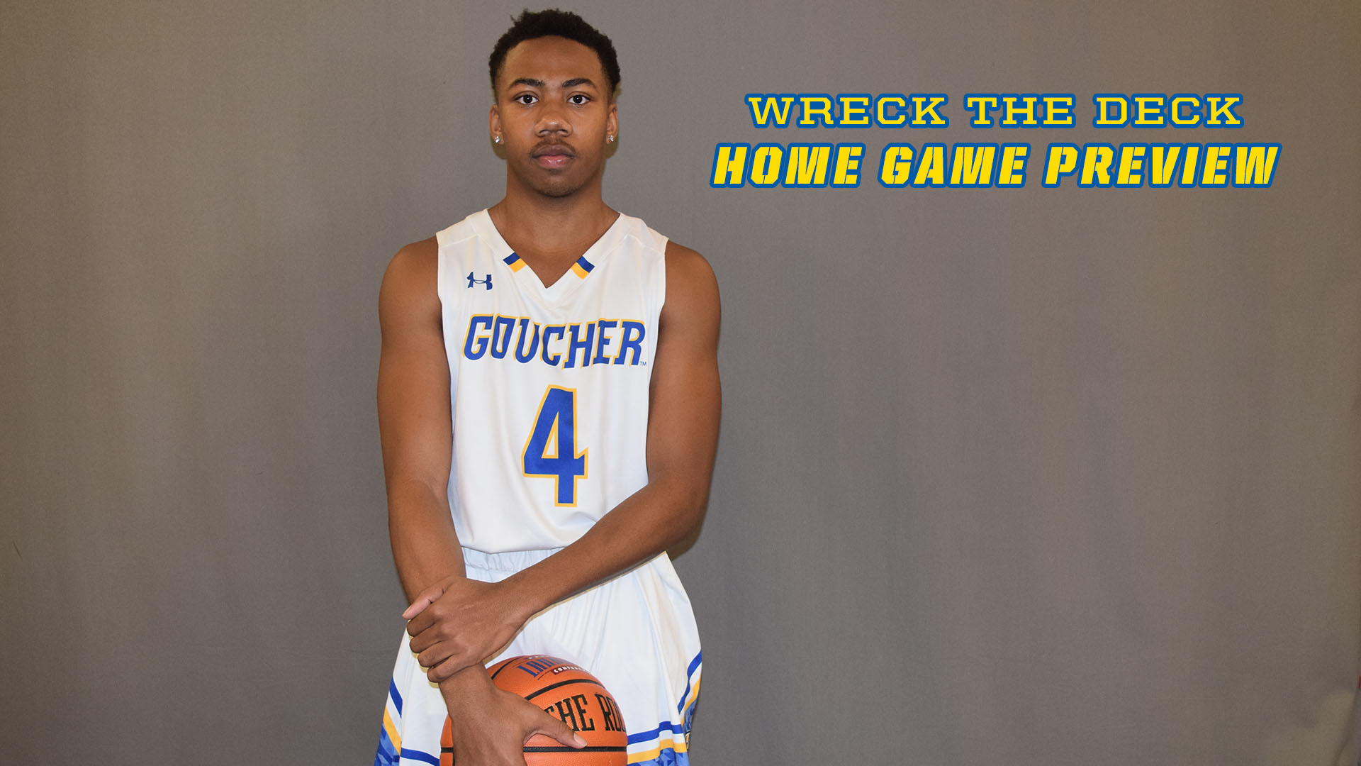 Goucher Men's Basketball Begins Second Half Of The Season At Home Against Gallaudet On Wednesday