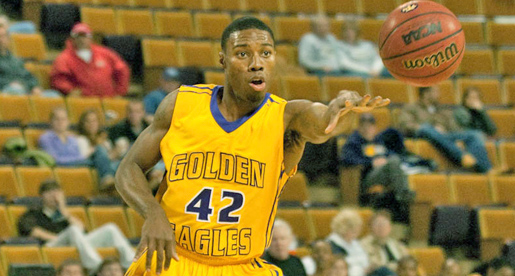 High Point guns down Golden Eagles, 80-69