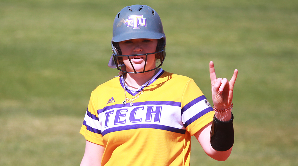 Tech softball entertains Evansville in Tuesday matinee