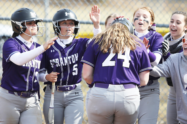 Scranton Bows Out of NCAA Division III Tournament with 8-5 Loss to Manhattanville