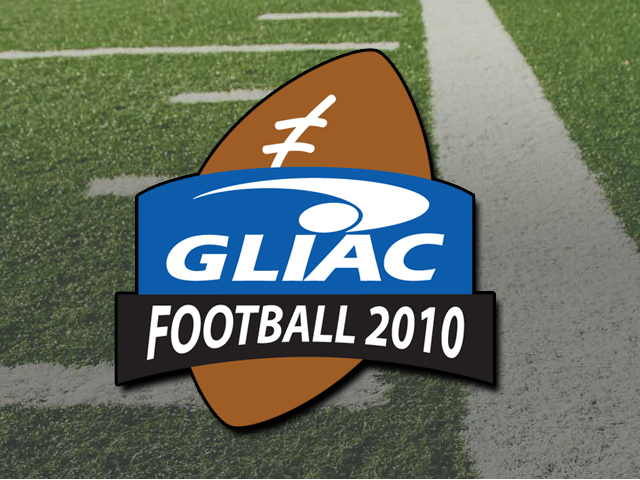 Football Places Five on All-GLIAC Team