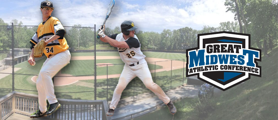 Bault, Kaucher Claim G-MAC Player Of Week Honors; Baseball Ranked No. 3 In Midwest