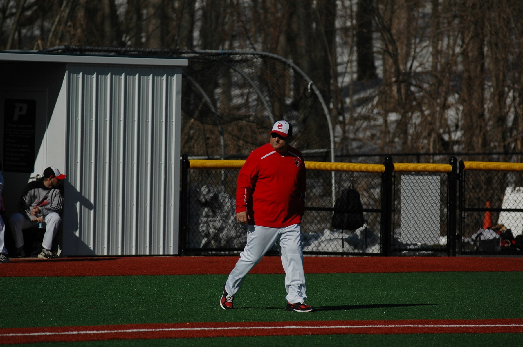 GIANNETTI EARNS 800TH CAREER WIN IN SWEEP OF NYACK COLLEGE
