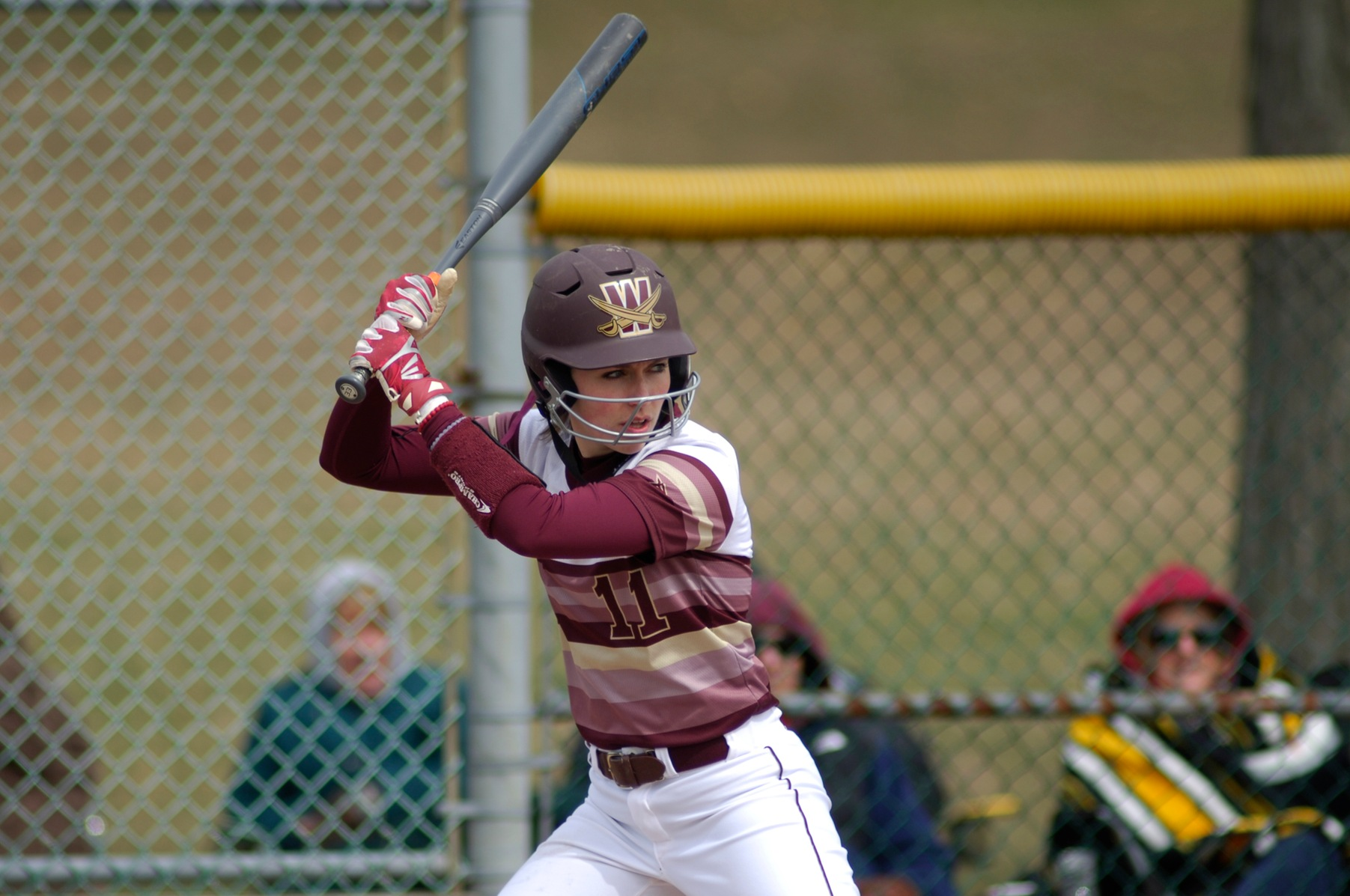 Softball Opened Season with Doubleheader in Tennessee
