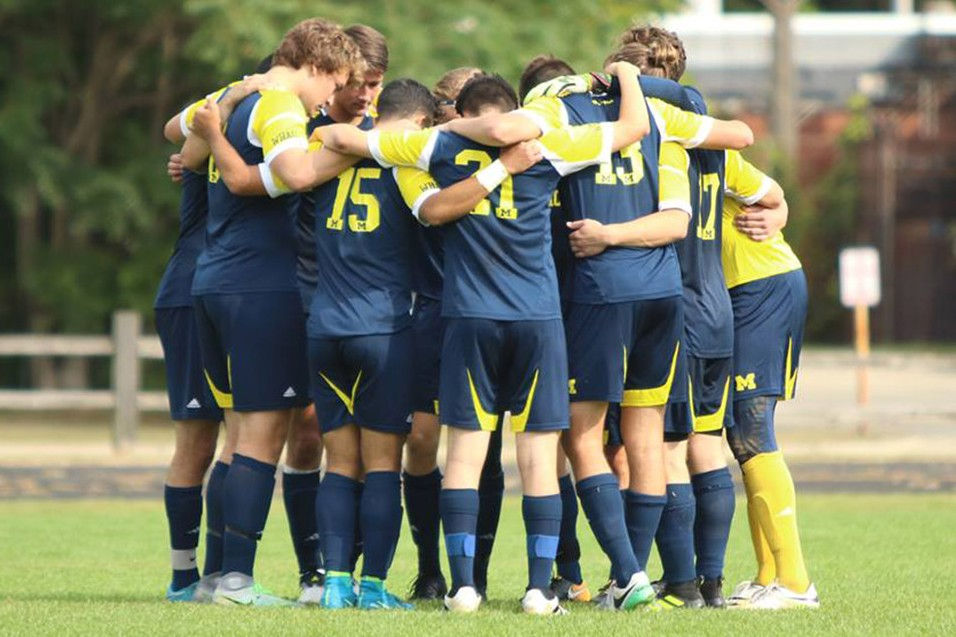 Photo for Smith's goal lifts UM-Dearborn to first WHAC win