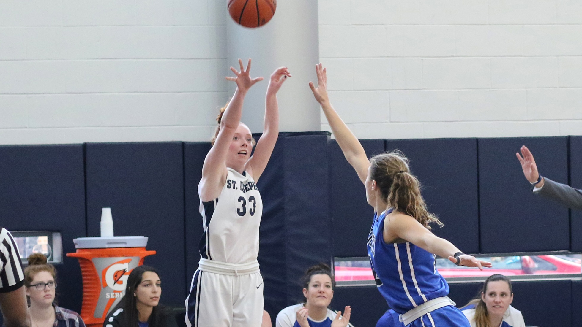 O'Donnell's 28 Not Enough for Women's Basketball at Purchase