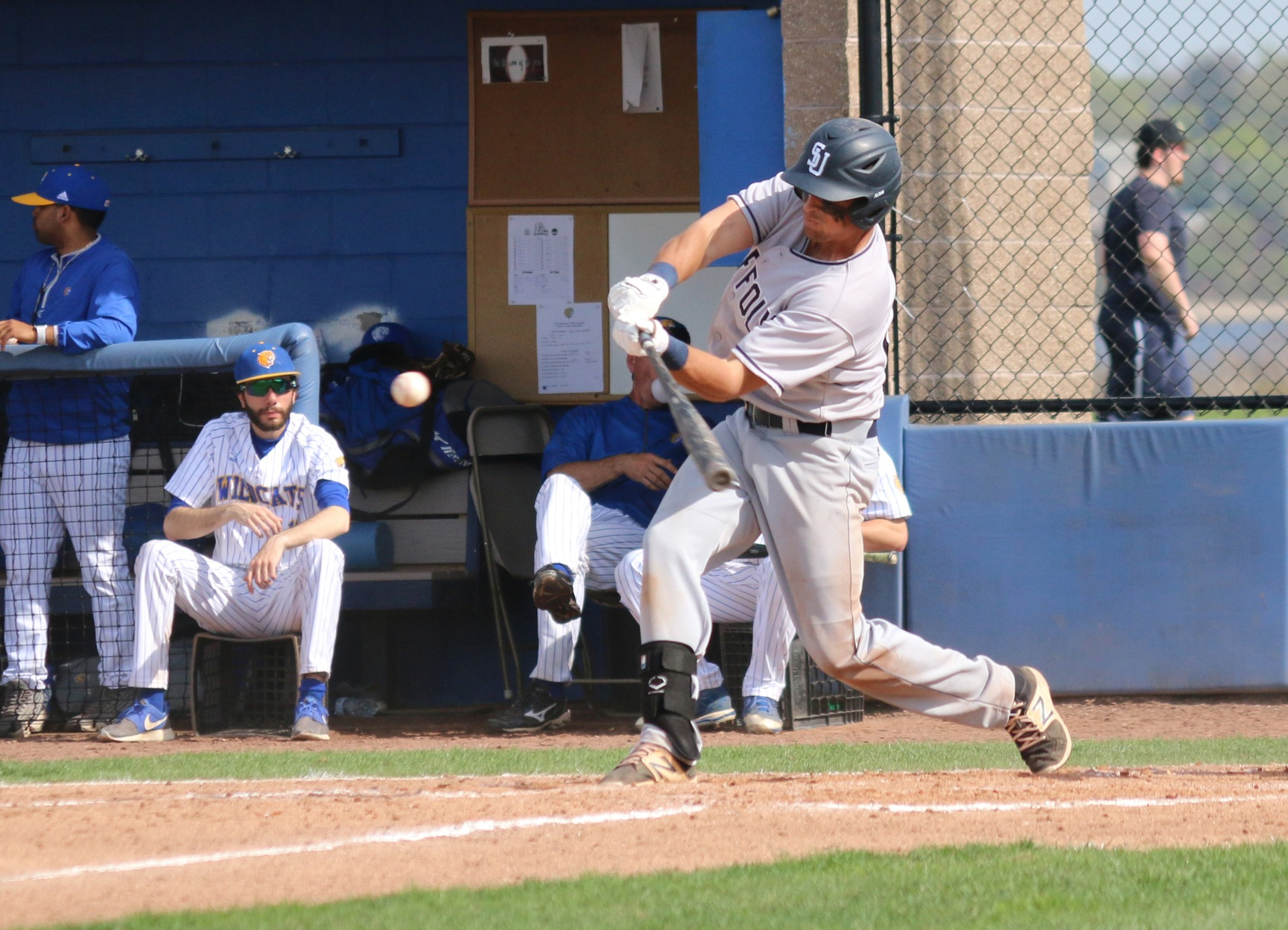 Tests at Bates, Worcester State Prepare Baseball for NCAAs