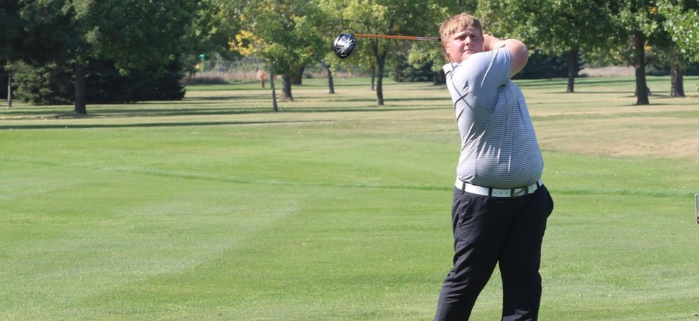 Men's golf finishes season at GPAC Championships