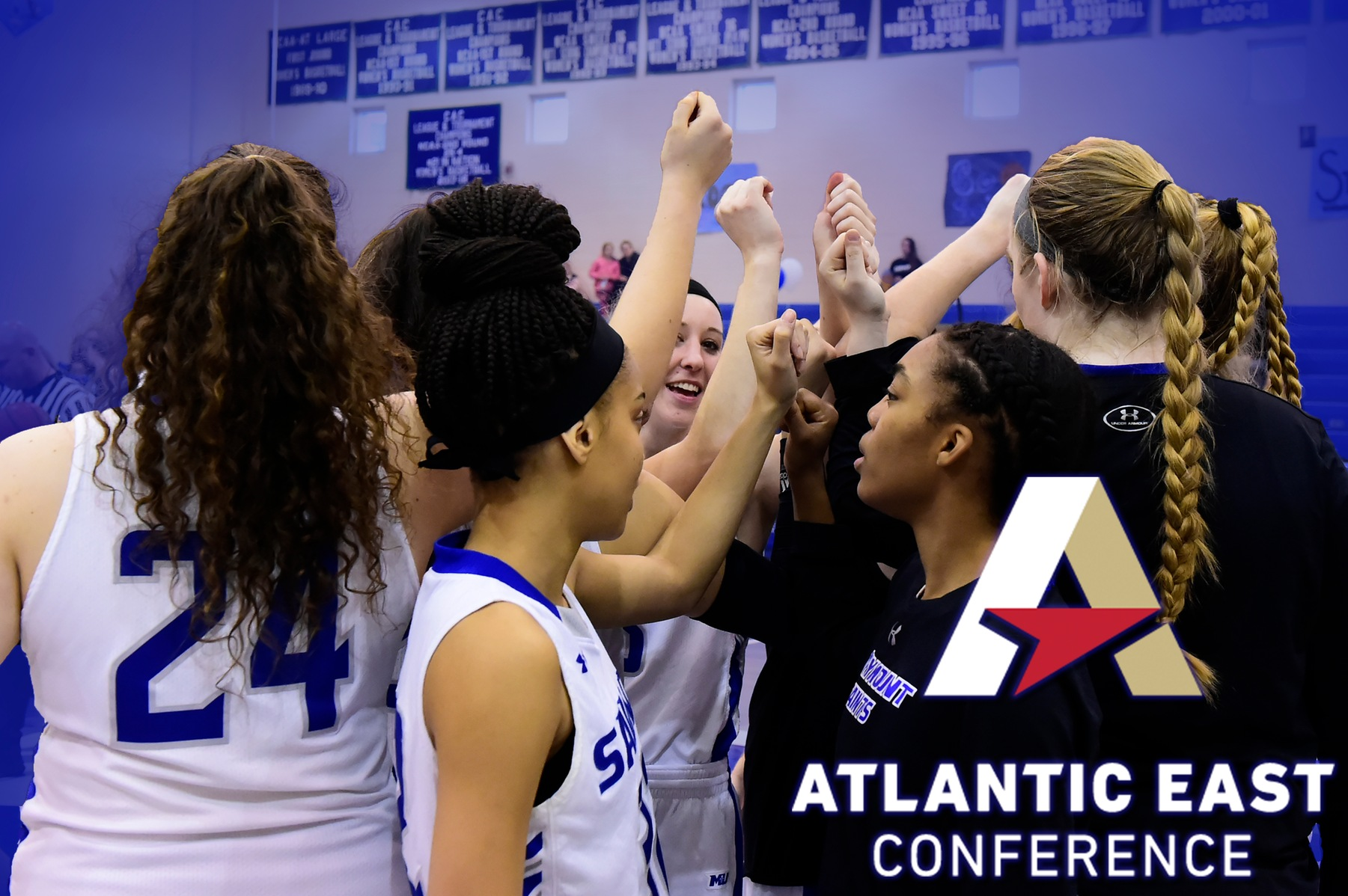 PREVIEW: Top-seeded Women's Basketball Hosts Mighty Macs in Atlantic East Semifinals Tilt