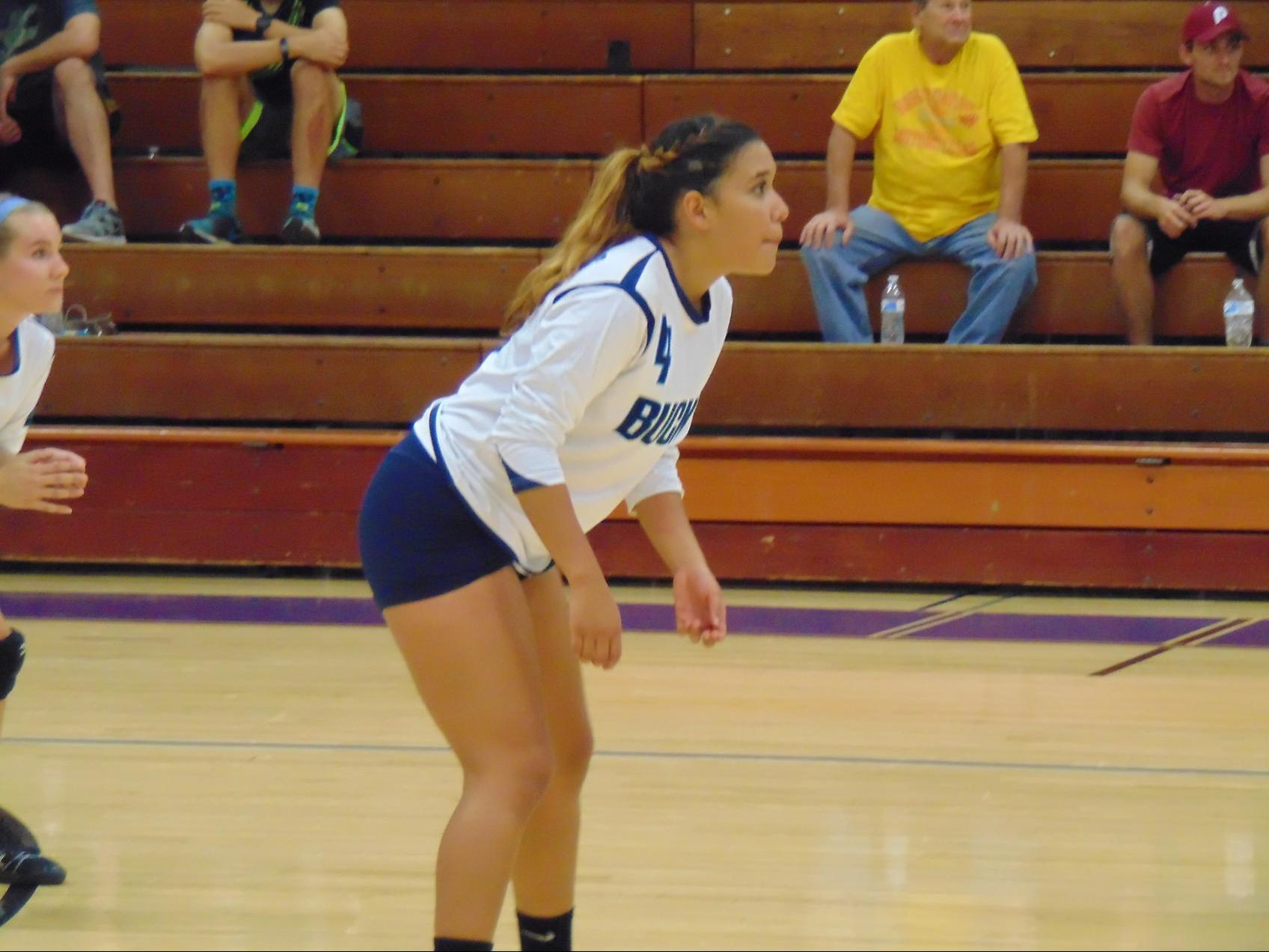 Volleyball Defeated by Montgomery