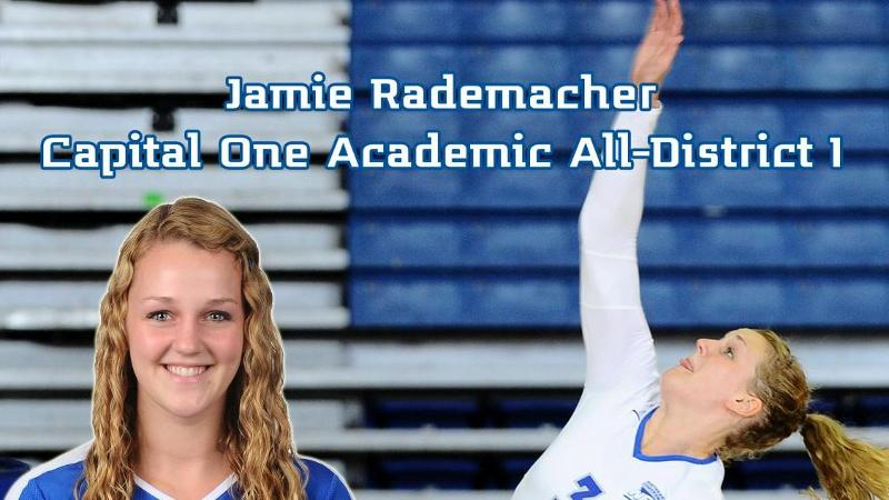 Rademacher, Academic All-District Selection