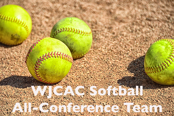 2019 WJCAC All-Conference Softball Team