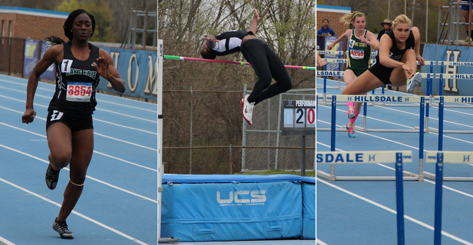 Storm Excels at First Day of GLIAC Championships