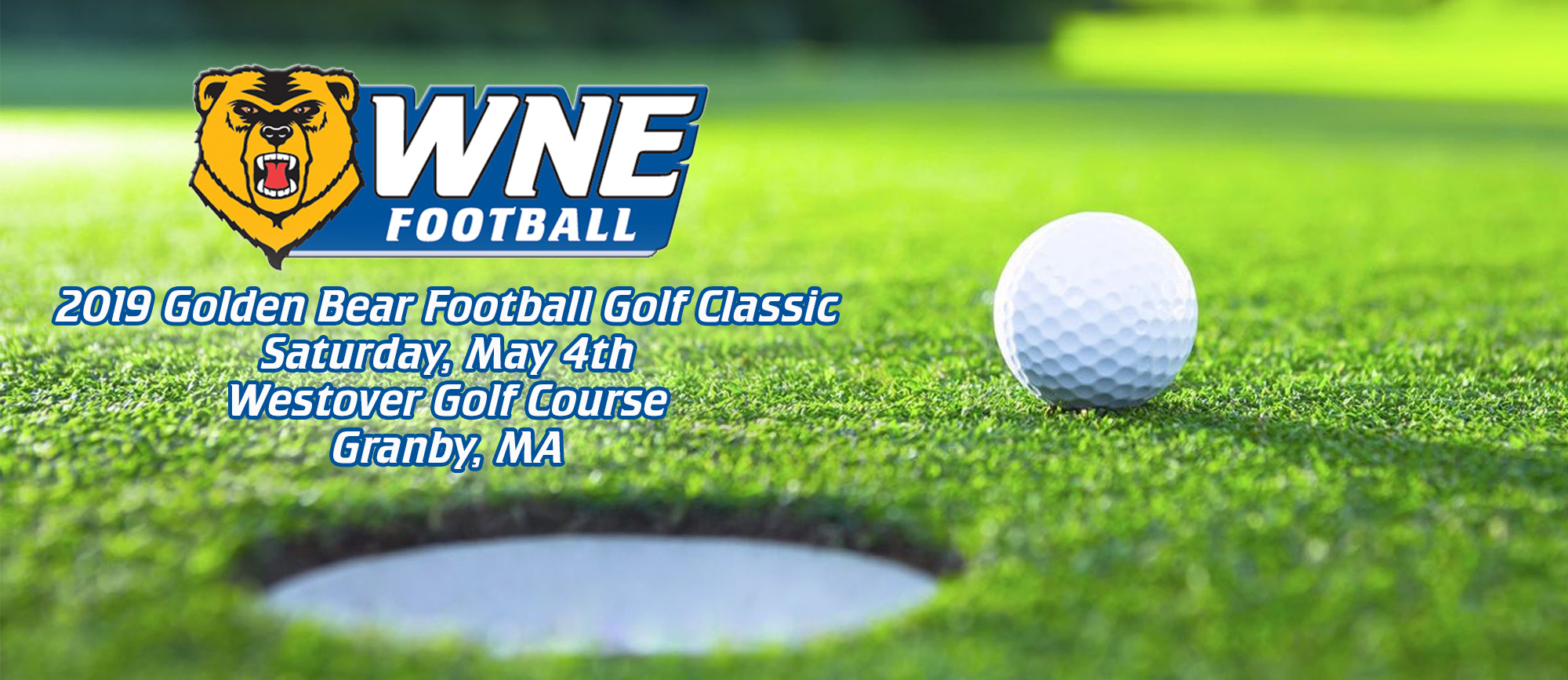 2019 Golden Bear Football Golf Classic Set for Saturday, May 4th
