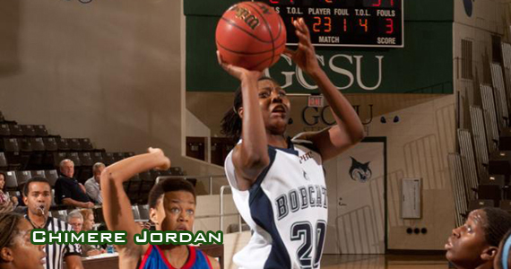 Jordan Helps Bobcats Down Saints, 63-55