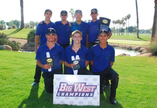 Titans Share Big West Championship