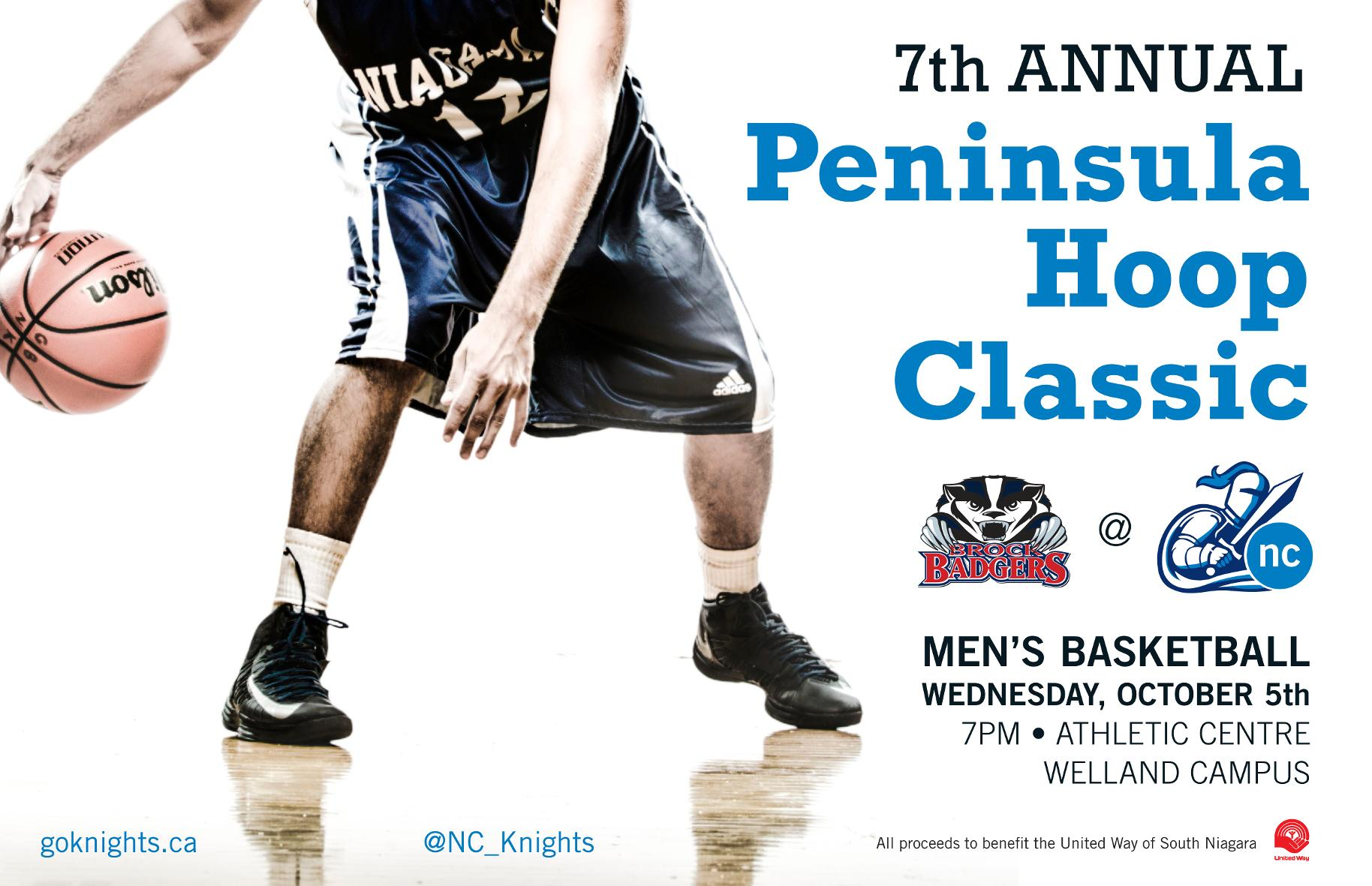 7th Annual Peninsula Hoop Classic comes back to Niagara